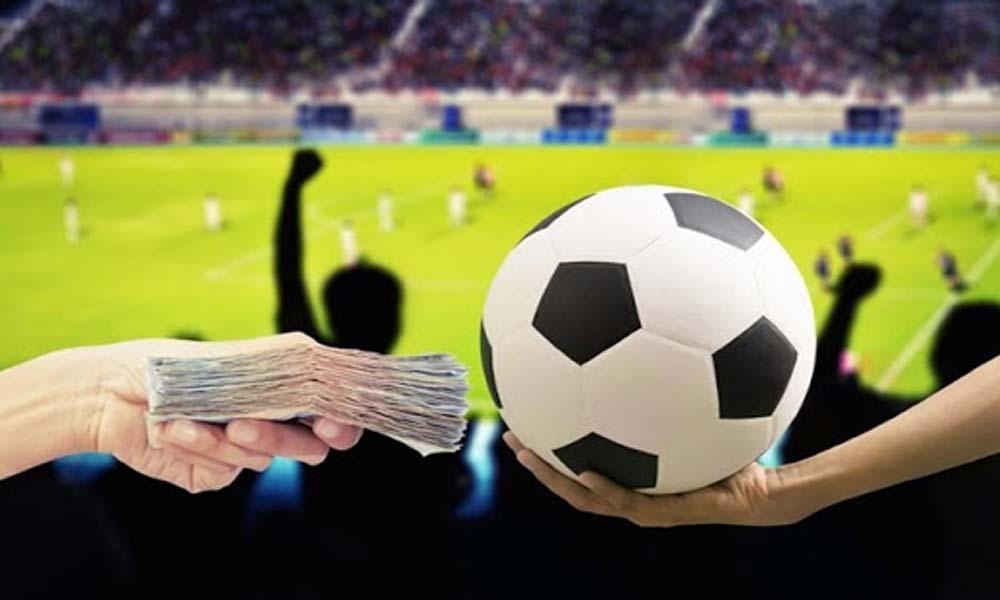 Cá cược bóng đá trên mạng ăn tiền thật