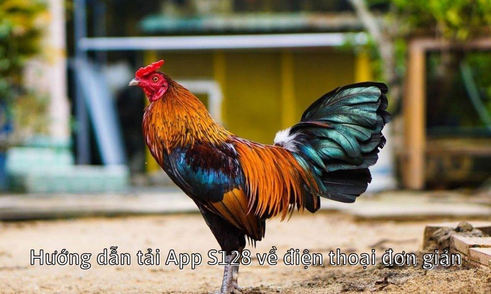 Hướng dẫn tải App S128 về điện thoại đơn giản