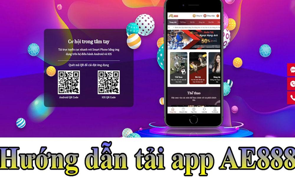 Lưu ý cài đặt ứng dụng AE888 trên điện thoại IOS và Android nên biết